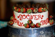 Sooner Groom's Cake