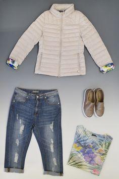 tshirt #enea jeans #garza piumino #aliante