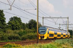 By The Year 2018, ALL Dutch Trains Will Run On Wind Energy – Two companies in the Netherlands have struck a deal to ensure all trains run solely on wind farm-produced energy by the year 2018. Thanks to two progressive companies, sustainability will completely be redefined within the next few years for people in the Netherlands.  As Global Rail News reports, Nederlandse... #train #windenergy