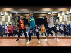 Zumba x Meghan Trainor - No Excuses (Zumba Official Choreography) - YouTube