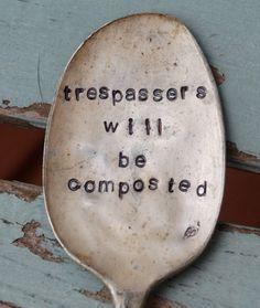 Compost humor