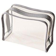 Clear Toiletries Bag