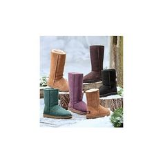 UGG Australia Women's Classic Sheepskin Short Boots Free Shipping on this UGG Australia boot