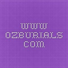 Oz Burials ( Western Australia) Dna Music, Western Australia, Genetics, Family History, Genealogy, Westerns, Interesting Stuff, Family Trees