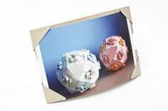 Moldura de origami para porta-retrato - Portal de Artesanato - O melhor site de artesanato com passo a passo gratuito