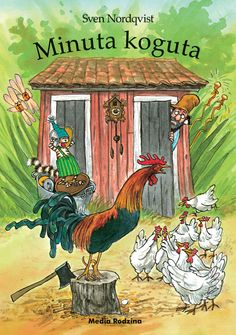 Findus Rules the Roost Natural Toys, Disney Movies, Rooster, Urban, Artist, Painting, Animals, Opal, Books