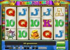 Rainbow King im Test (Novoline) - Casino Bonus Test