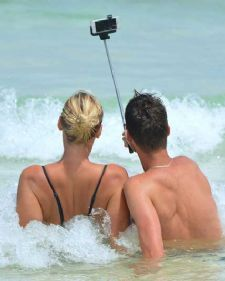 Ako vam nije dovoljno da se gledate u svom telefonu, sada selfi možete i da…