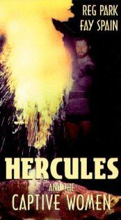 Hercules and the Captive Women (1961) - Strong yet sleepy Hercules discovers that the Queen of Atlantis is plotting to take over the world with superhuman warriors.