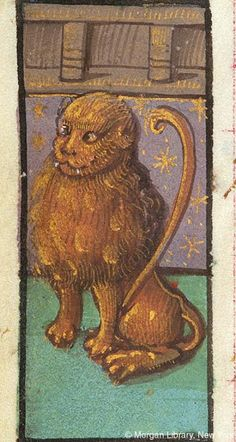 Leo | Book of Hours | France, Rouen | ca. 1490 | The Morgan Library & Musuem
