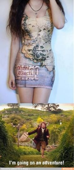 I need that dress