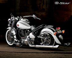 Yamaha 1600 Silverado Custom