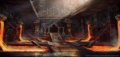 dark dungeon concept - Google 검색