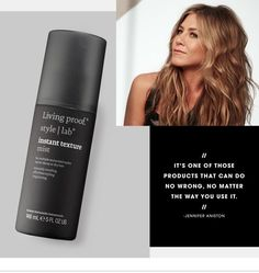 Discover Jen's secret weapon for perfectly tousled hair – on the #Sephora Glossy>