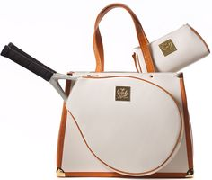 Designer tennis bags sale online for women at Court Couture. Find huge range of stylish and much trendy sports bags with great price deal.