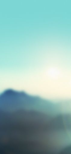 ae62-mountain-sun-lights-day-blur-bokeh-shiny via http://iPhoneXpapers.com - Wallpapers for iPhone X