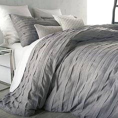 DKNY Loft Stripe Duvet Cover