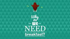 This is a motion graphic project using After Effects CS5.5. It's a motion info graphic about the importance of breakfast.