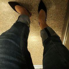 KESÄ MUOTI&TYYLI, Minä. HOUSUT Vs. HAME Päivän valinta...Arki Muotia, Farkut ja Ihanat kengät.Nähdään ...HYMY #muotiblogi #muoti #blogi #housut #farkut #tyyli #arki #kengät #kesä ❤🌍📰📷💡👣☺😉🙋