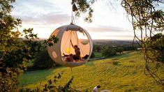 De lujo: Una nueva forma de acampar con The Roomoon