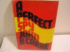 A Perfect Spy by John Le Carre  1986 HC/DJ Book Club