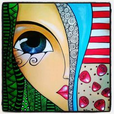 Tableau a points mama в 2019 г. art dessin, tableau и peintu Fabric Painting, Painting & Drawing, Art Journal Pages, Whimsical Art, Face Art, Indian Art, African Art, Doodle Art, Diy Art