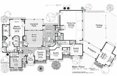House Plan 66248 at FamilyHomePlans.com