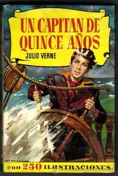 Julio Verne. Un capitán de quince años