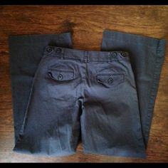 Express pants- charcoal Express pants- charcoal- sz 2 Express Pants Trousers