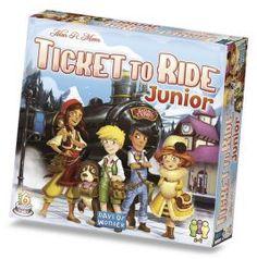 Days of Wonder Ticket to Ride mijn eerste reis bordspel One Ticket, Ticket To Ride, Buy Tickets, Board Game Online, Board Games, Europe Train, Train Route, Voyage Europe, Strategy Games