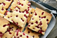 Red Currant Sheet Cake | fight off your demons: Red Currant Sheet Cake