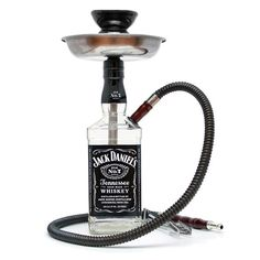 Jack Daniels Whiskey Hookah Set
