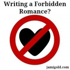 Writing a Forbidden Romance? Take a look at how to adapt the Romance Beat Sheet to YOUR story