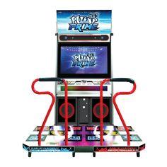 Buy New Arcade Games Online - The Pinball Company Mario Kart Arcade, New Arcade Games, Arcade Room, Arcade Game Machines, Otaku Room, Pump It Up, Fire Emblem Awakening, 20th Anniversary, Pinball