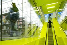Gallery - Seattle Central Library / OMA + LMN - 51