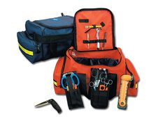 PRO RESPONSE™ 2 EXTREMEThe Pro Response 2 Extreme is a combination of the Pro Response 2 Bag and first-on-the-scene equipment. The Pro Response 2 Extreme includes: • Pro Response Bag 2 in Orange or Navy • Emergency Response Holster Set • Nitewriter Pen • 5 in 1 Lifesaver Hammer • Explorer Knife • Finger Ring Cutter • Starlite™ Flashlight • Multipurpose Rescue Shears Set