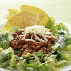 Taco Salad - EatingWell.com