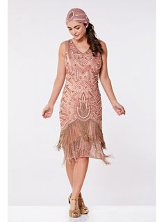 Gatsbylady Hollywood Fringe Flapper Dress in Rose From Little Black Dress Making you feel fabulous. Buy with our 3 Easy Payments terms. Fast Delivery, Buy Now. Fringe Flapper Dress, Fringe Dress, Flapper Dresses, Gatsby Dress, 1920s Dress, Women's Dresses, Bridesmaid Dresses, Bridesmaids, Formal Dresses