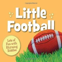 In a tough board book format with rounded corners, little ones will learn all about the sport with riddles, brightly colored clues, and answers. Learning The Alphabet, Fun Learning, Books For Boys, Childrens Books, Rhyming Riddles, Books New Releases, Little Sport, Kids Labels, Letter F