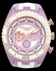 Mulco Mw5-1836-513 Titans Wave Watch MULCO. $177.98. Black Leather Strap. Analog Display