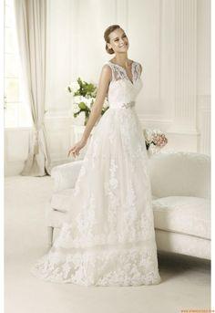 Robe de mariée Pronovias Darga 2013