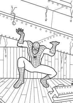 100 Spiderman coloring pages! Includes Peter Parker, LEGO Spiderman, Spiderman Homecoming, and Spiderman mask colouring pages as well. Hulk Coloring Pages, Spider Coloring Page, Avengers Coloring Pages, Superhero Coloring Pages, Spiderman Coloring, Disney Coloring Pages, Coloring Pages To Print, Free Printable Coloring Pages, Coloring For Kids