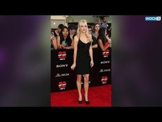 Anna Faris Does An Impressive Britney Spears In A Sexy LBD - http://hagsharlotsheroines.com/?p=69919