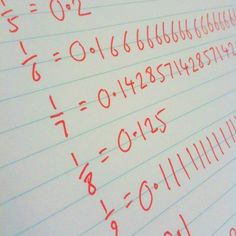 The 142857 Times Table - it's easy!