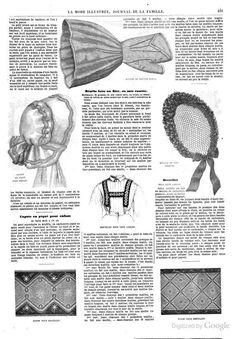 La Mode illustrée: journal de la famille 1864 - Google Books