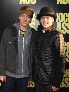 Dylan y Cole Sprouse 25 Chicos de los que estabas ENAMORADA si naciste en los 90's ⋮ Es la moda