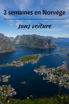 Itinéraire de 3 semaines sans voiture en Norvège : îles Lofoten, Parc national de Jotunheimen, Geirangerfjord et Alesund