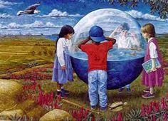 """""""a força criadora da Natureza é um Espírito Invisível e Sublime"""". Dadiva divina***"""