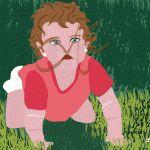 Niño gateando, #dibujos #dibujosgraficos #dibujosgraficosinfantiles, #dibujosgraficosniños,  #graficos #infantiles, #niños, #dibujosinfantiles, #dibujosniños,  http://www.dibujosgraficos.me-design.es