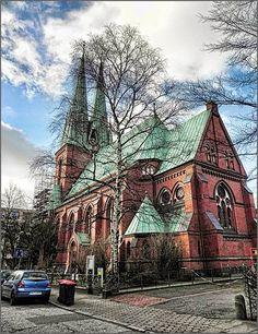 Hamburg/ Altona: St. Petri Kirche